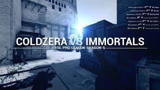 Subaru Invitational 2017: Coldzera vs Immortals