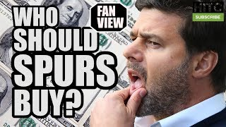Tottenham Fans On The Need To Make New Signings