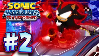 Sonic & All Stars Racing Transformed PC Part 2: Rogue Cup (1440p 60FPS)