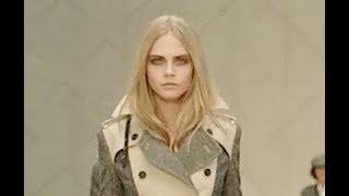 BURBERRY Fall 2012 2013 London - Fashion Channel
