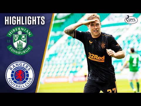 Hibernian 2-2 Rangers | Rangers Concede First Goals Of The Season In Draw | Scottish Premiership