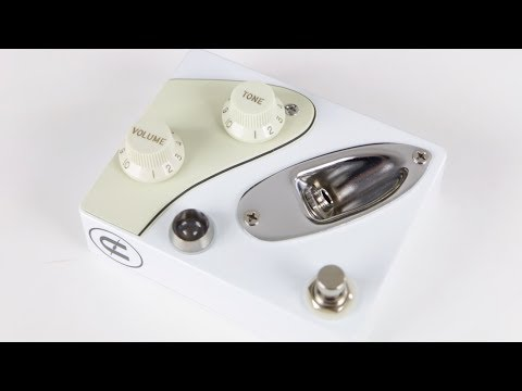 CopperSound Strategy Analog Preamp & Clean Boost
