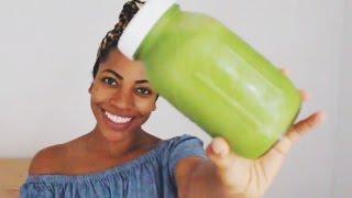 10 Day Green Smoothie Cleanse| Sadiya Marie