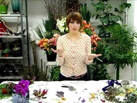 tuto cr er un bracelet de fleurs fra ches avec aquarelle. Black Bedroom Furniture Sets. Home Design Ideas