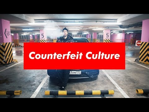 Counterfeit Culture Moscow: Inside the Russian Fashion Black