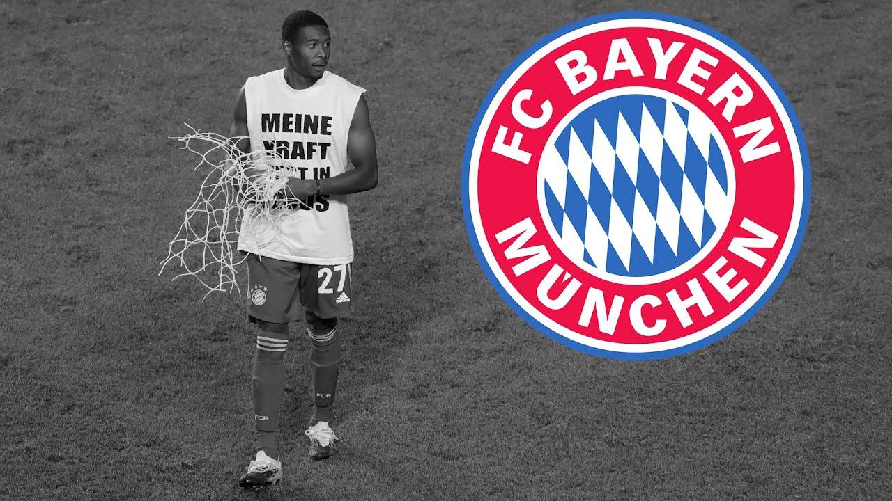 Nach Bayern-Streit: Alaba bricht sein Schweigen ! - YouTube