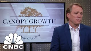 Canopy Growth CEO: Huge Disruptor   Mad Money   CNBC