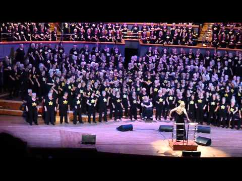 Midlands Rock Choirs - You're The Voice @ Birmingham Symphony Hall