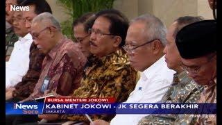 Masa Jabatan Menteri Jokowi-JK Segera Berakhir dan Digantikan Kabinet yang Baru - iNews Sore 07/10