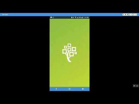 Family Search Tree App Run Through - No Explanations