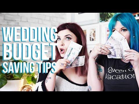 WEDDING BUDGET SAVING TIPS