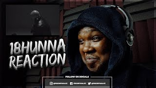 Headie One - 18HUNNA (ft. Dave) (REACTION)