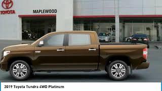 2019 Toyota Tundra 4WD Platinum Maplewood, St Paul, Minneapolis, Brooklyn Park, MN K12710