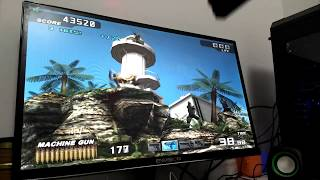 Time crisis3 perfect 60fps use pc lightgun