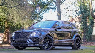 Mansory Bentley Bentayga - £500,000 List Price