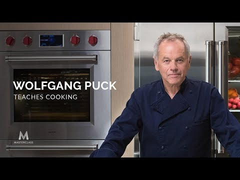 Wolfgang Puck Teaches Cooking | Official Trailer