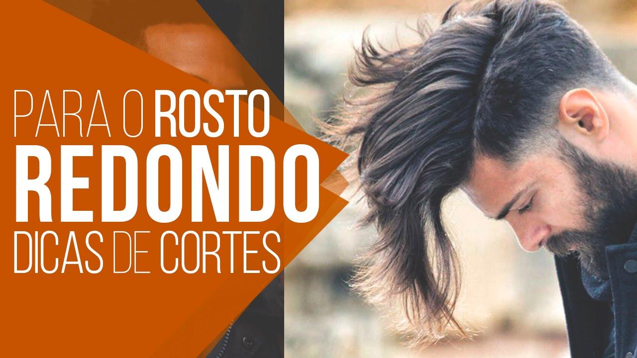 Dicasmm Cortes De Cabelo Para Rosto Redondo
