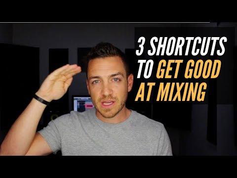 3 Shortcuts To Get Good At Mixing Fast + Big Announcement – RecordingRevolution.com