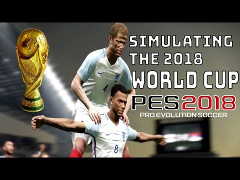 Simulating The 2018 World Cup - FOOTBALL IS COMING HOME