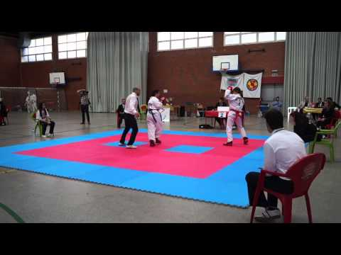 Catalunya Open 2014 - Combate: Anastasia Savchenko