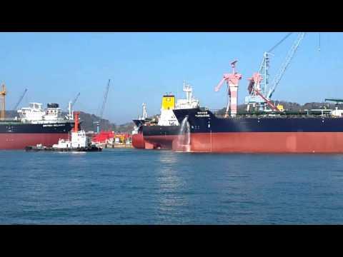 Stx ship building south korea
