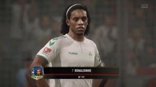 Fifa 18 - Fut - Free Kick - Ronaldinho Icon 91