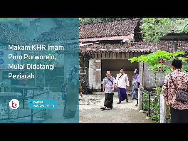 Makam KHR Imam Puro Purworejo, Mulai Didatangi Peziarah