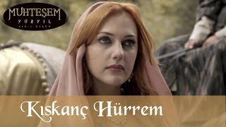 Kıskanç Hürrem - Muhteşem Yüzyıl 32.Bölüm