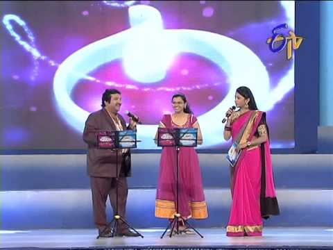 Swarabhishekam - Mano & Pranavi Performance - Nizam Babulu Song - 22nd June 2014