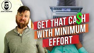 SUPER Lazy Ways To Make Money Online