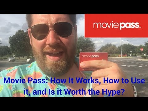 Movie Pass: How it Works, How to Use it, and Is it Worth the Hype?