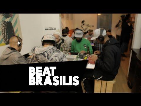 Casa Brasilis reúne beatmakers para fazer um som - #59