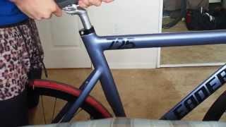 Leader Bikes 725 Frame Quality