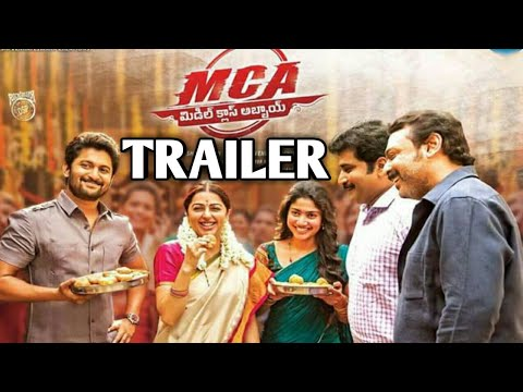 Nani and Sai Pallavi MCA Movie Trailer and Review | MCA Trailer | Dil Raju | Tollywood film news
