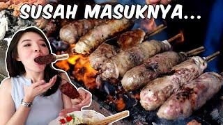 DAGING RAKSASA CUMA RP 9000! SAMPE SUSAH MASUK !!