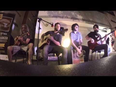 Felipe Cazaux Band Acústico @ BSB GARAGE