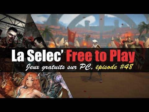 La Selec' Free to Play | Top 5 jeux gratuits sur PC (épisode #48)