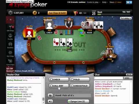 Shootout Tournaments - Tournament Poker - CardsChat