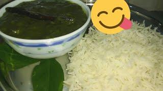 चने के साग की टेस्टी सब्जी  Chana Saag Recipe
