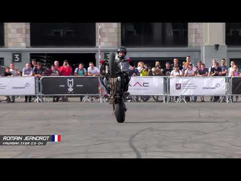 French Stunt Style Romain Jeandrot