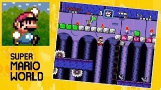 Super Mario Yoshi Racing -2000- • Super Mario World ROM Hack (SNES/Super Nintendo)