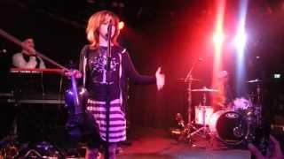 Lindsey Stirling Q&A @ The Corner Hotel, Melbourne