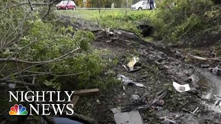 Limo Owner In Fatal NY Crash Arrested, Charged With Criminally Negligent Homicide | NBC Nightly News
