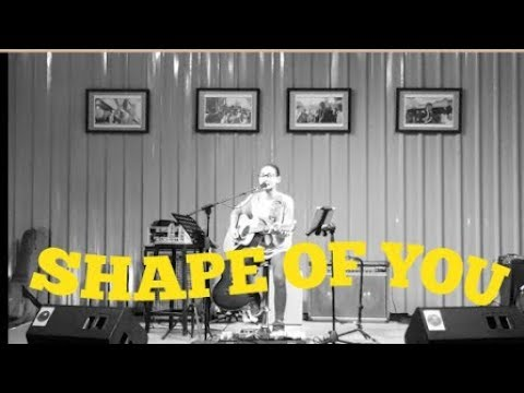 Ed Sheeren - Shape of you ( Live Cover Acoustic Version by Nufi Wardhana ) Jateng Fair 2017