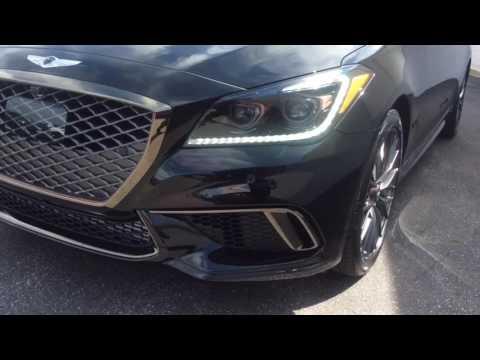 GENESIS G80 SPORT 3.3 Twin Turbo