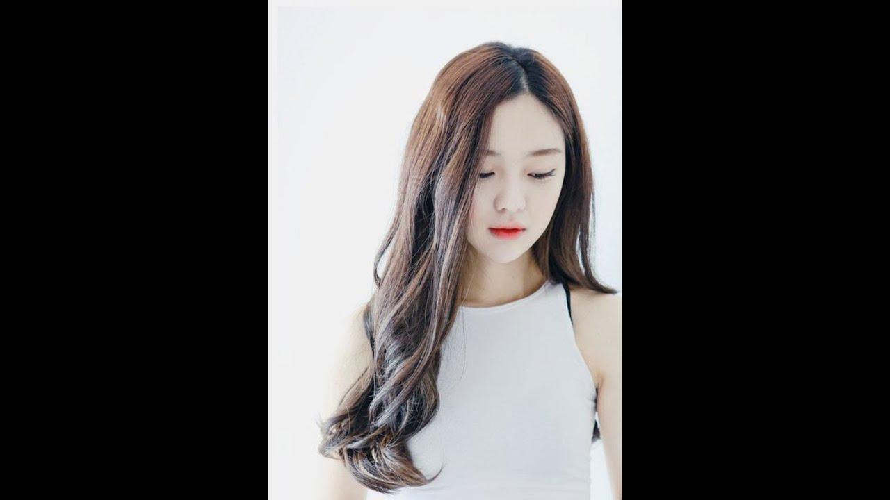 tổng hợp mẫu tóc dài xoăn đẹp nhất