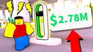 HOW TO MAKE MORE MONEY *ELECTRIC PUMPS* (Roblox Gas Station Simulator)