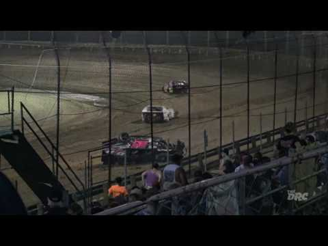 Moler Raceway Park | 8.19.16 | 10th Annual Ike Moler Memorial | UMP Modifieds | Heat 3