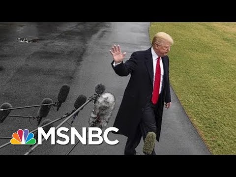 Washington Post Reports On 'Pure Madness' In WH | Morning Joe | MSNBC