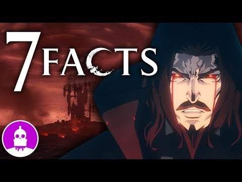 7 Castlevania Netflix Season 1 Facts YOU Should Know!  Cartoon Hangover  Belmont!